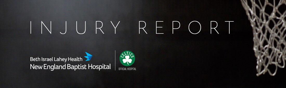 NEBH Injury Report